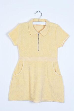 Zachtgeel kleedje, Morley, 104