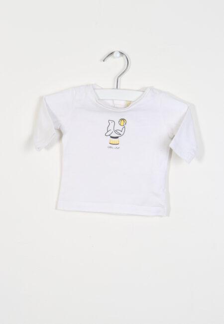 Wit t-shirtje, JBC, 50