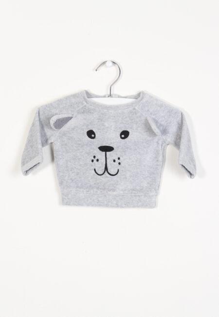 Grijze sweater, JBC, 50