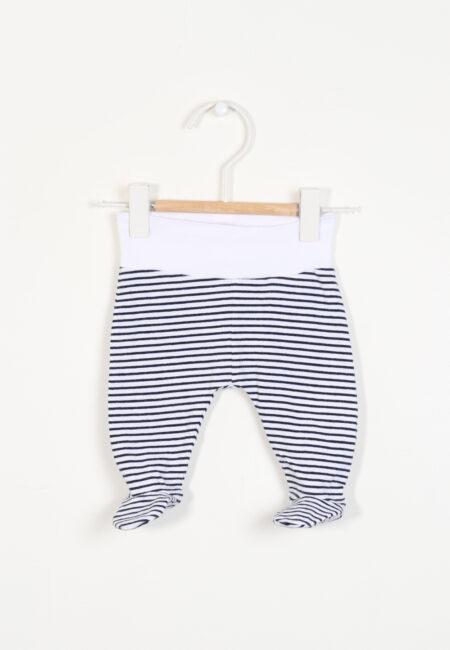 Wit-blauw broekje, JBC, 50