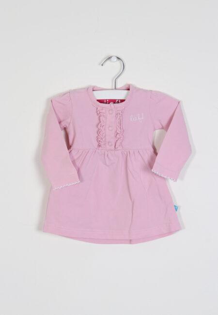Roze kleedje, Lief, 62