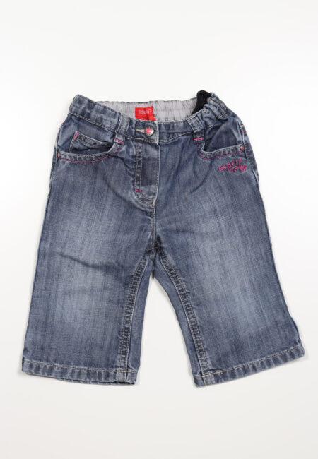 Blauw jeansbroekje, Esprit, 68