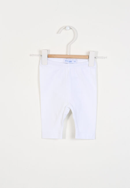 Witte legging, P'tit Filou, 68