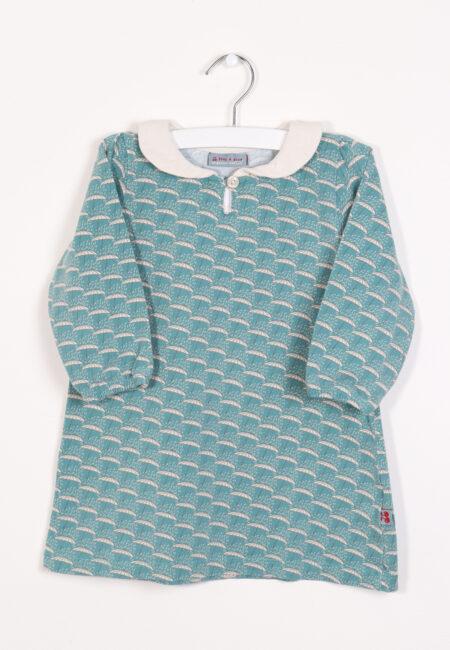 Blauw kleedje, Froy & Dind, 86