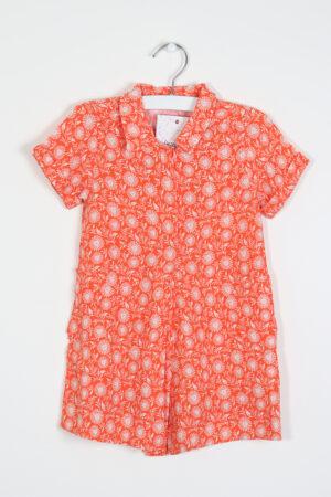Oranje kleedje, Hilde & Co, 92