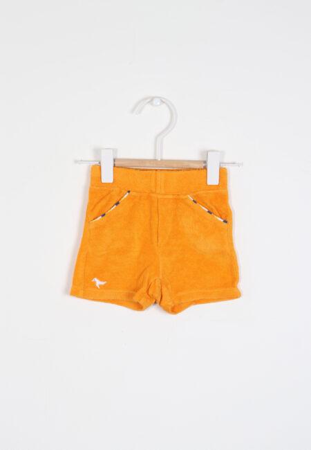 Oranje shortje, Duc, 92