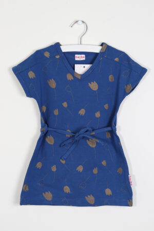 Blauw kleedje, Ba*Ba, 98