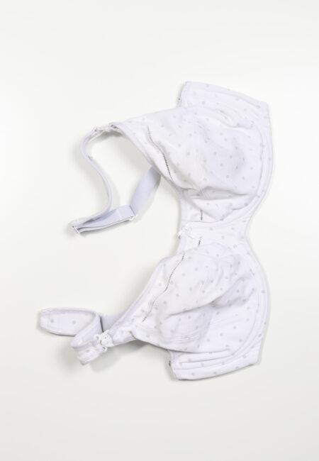 Witte borstvoedingsbh, Anita, 75F