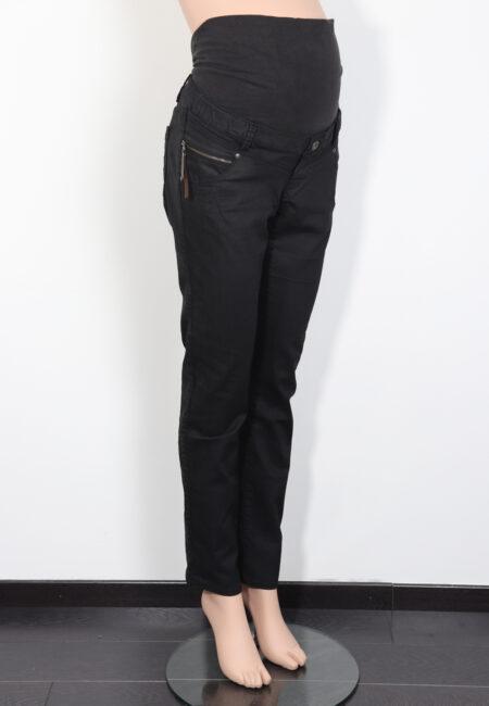 Zwarte jeansbroek, Noppies, M