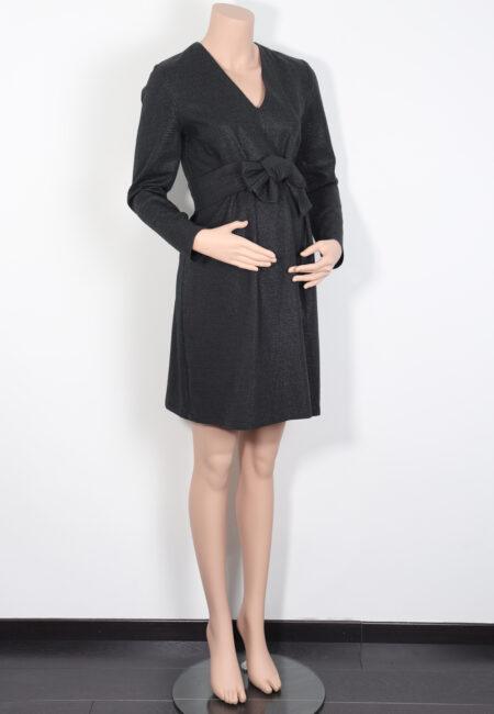 Zwart kleedje, Paula Janz, M