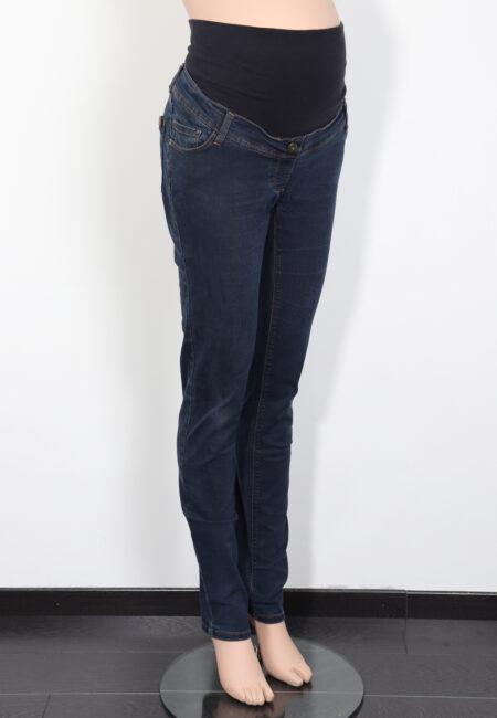 Blauwe jeansbroek, L2W, S