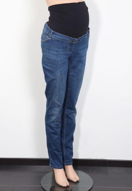 Blauwe jeansbroek, L2W, XL