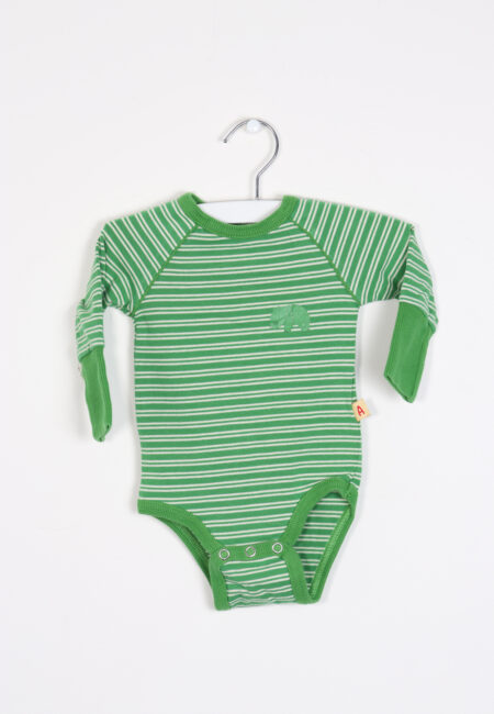 Groene body, Albababy, 56
