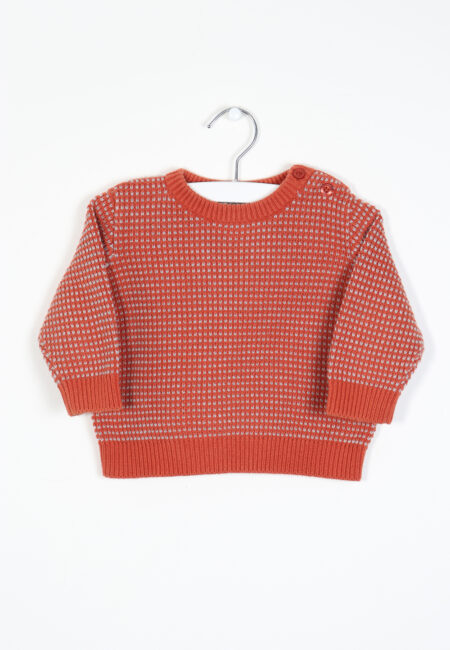 Oranje trui, PF, 62
