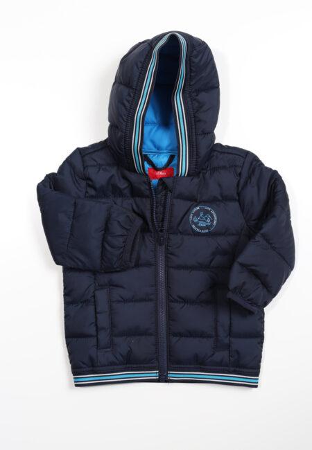 Blauw jasje, s.Oliver, 74