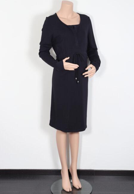 Donkerblauw kleedje, Esprit, L