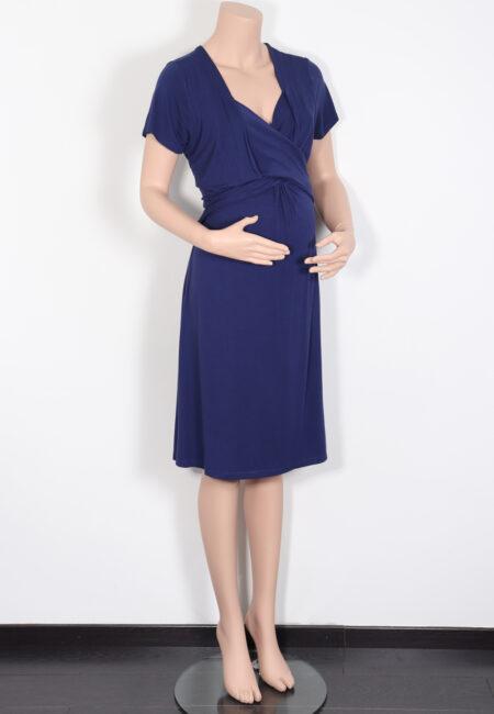 Blauw kleedje, Mammae, L