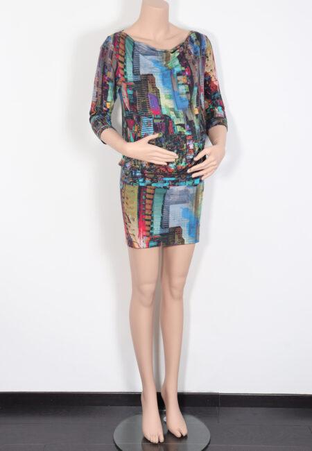 Kleurrijk kleedje, Fragile, M