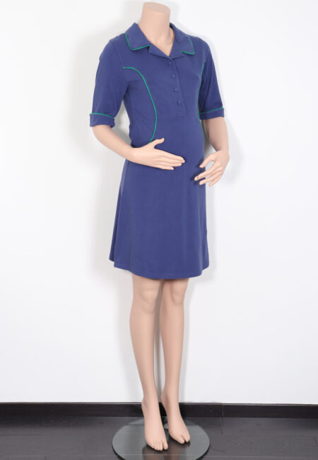 Blauw kleedje, Froy & Dind, M