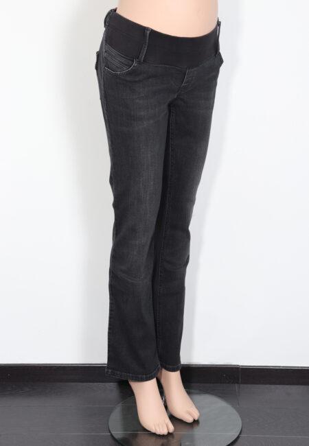 Donkergrijze jeans, Esprit, M