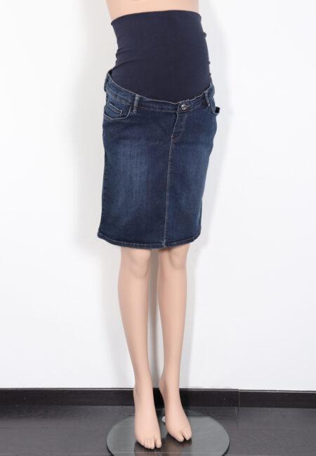 Blauw jeansrok, Esprit, M