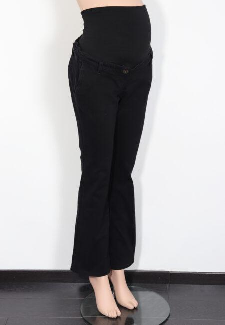 Zwarte jeans, Queen mum, M