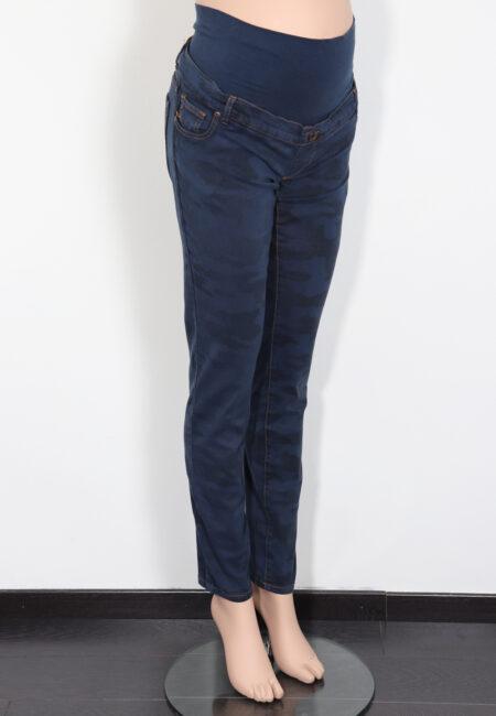Blauwe broek, L2W, M