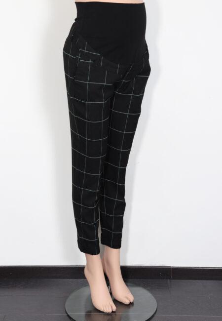 Zwart-groene broek, JBC, S