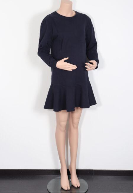 Blauw kleedje, GeBe, S