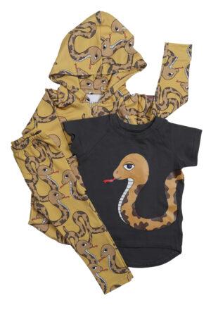 Slangenoutfit, DS, 86