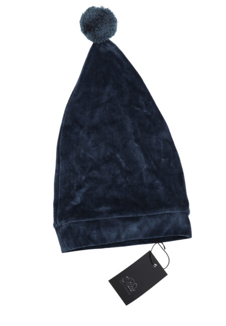Donkerblauw mutsje, PbSS, 50