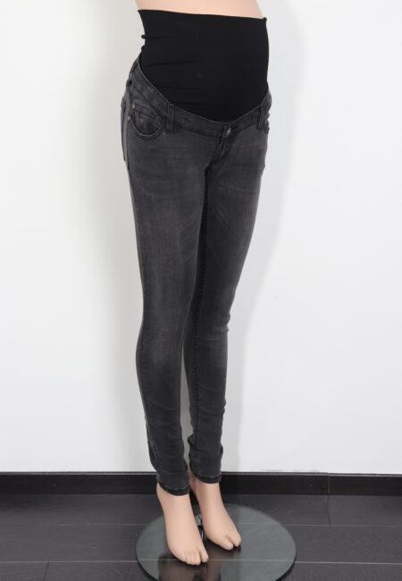 Grijze jeansbroek, Ohma!, S