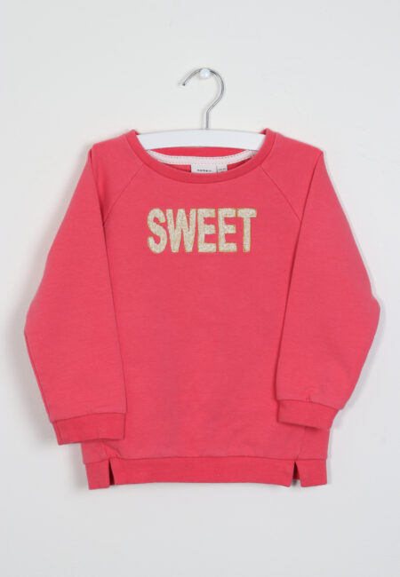 Roze sweater, Name it, 92