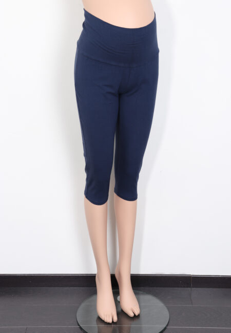 Blauwe legging, Queen Mum, M