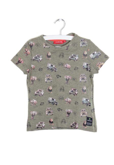 Groene t-shirt, Someone, 104