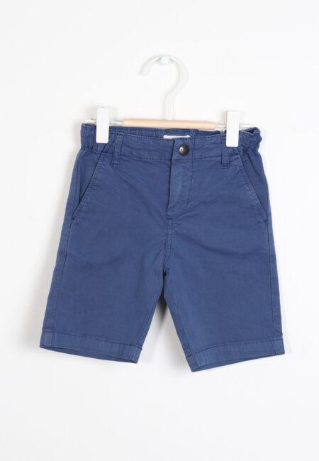 Blauw shortje, F&F, 104