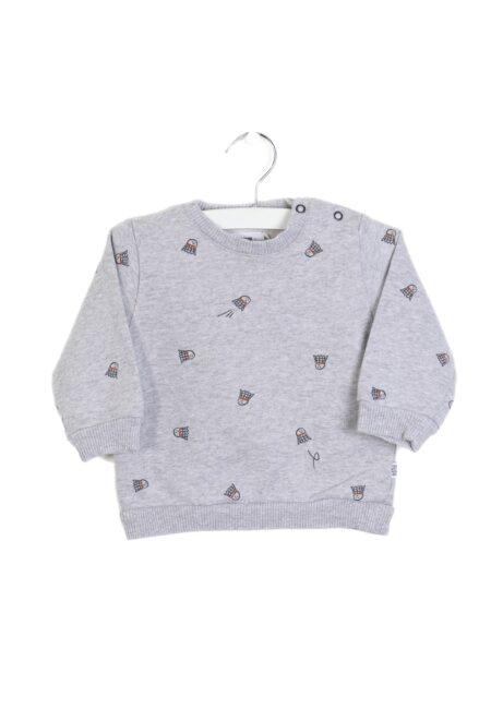 Grijze sweater, PF, 68