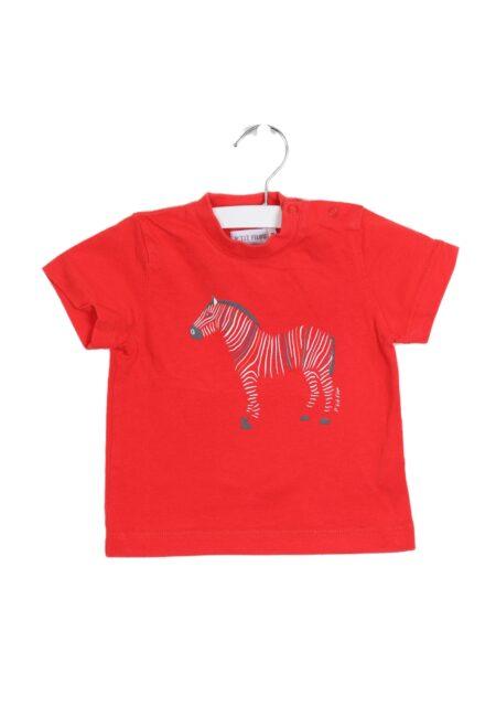 Rood t-shirtje, PF, 74