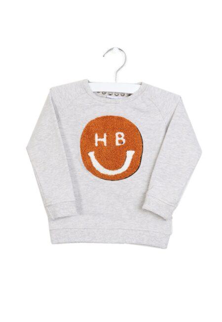 Grijze sweater, JBC, 80