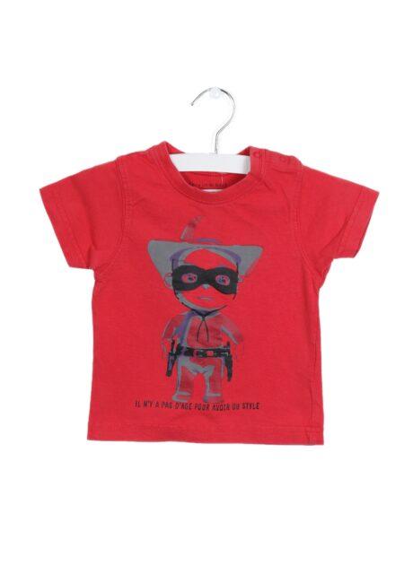 Rood t-shirtje, Grain de ble, 80