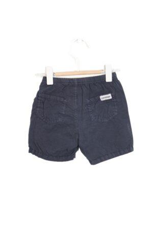 Donkerblauwe short, PF, 80