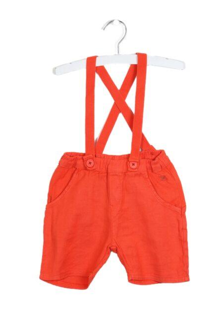 Oranje short, Hilde & Co, 86
