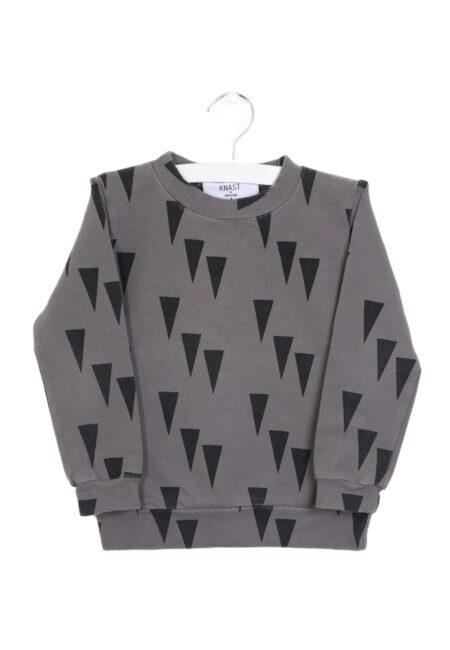 Grijze sweater, Krutter, 92