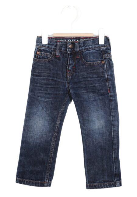 Jeansbroekje, F&F, 92