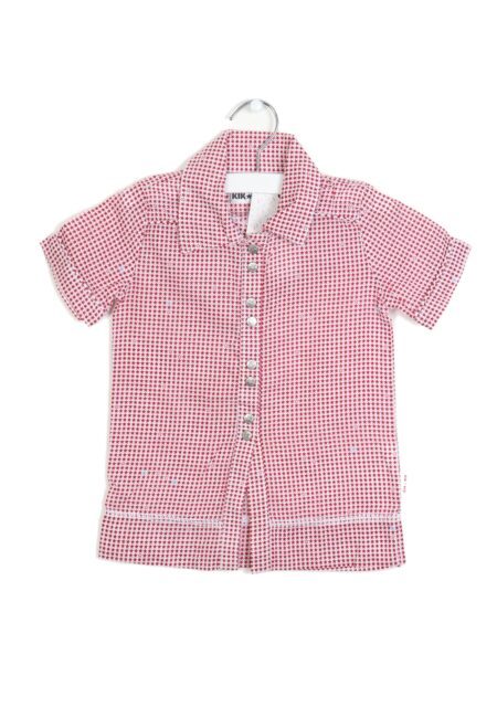 Wit-rood hemdje, Kik*Kid, 98