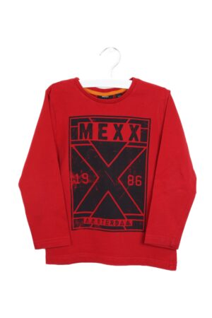 Rode longsleeve, Mexx, 98