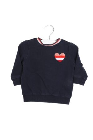 Blauwe sweater, JBC, 68