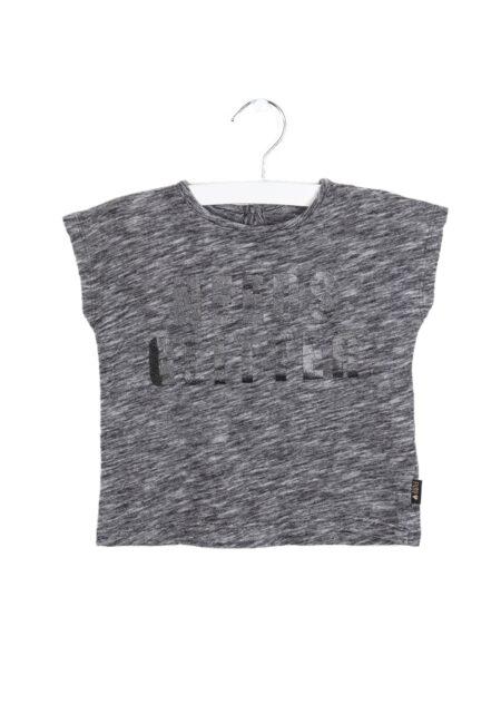 Grijs t-shirtje, F&F, 86