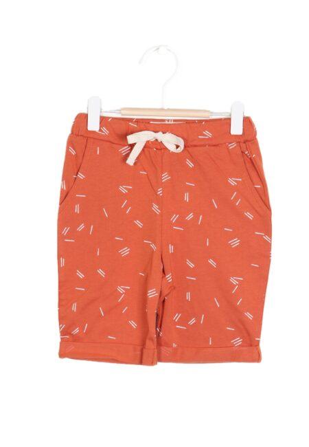 Oranje-witte short, LI, 104