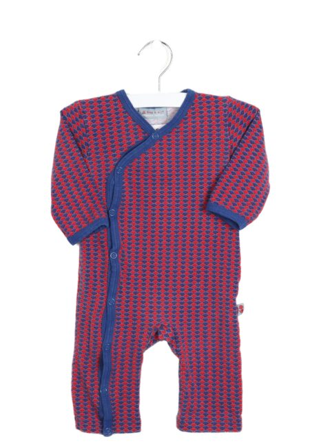 Blauw-rood pakje, Froy & Dind, 62